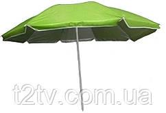 Зонт пляжный d1.8м Stenson MH-2686, зеленый