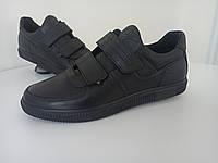Мужские кроссовки Columbiia zx 98 липучки , черные и синие