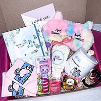 "Подарочный бокс Wow Boxes ""Cat Box #7"""