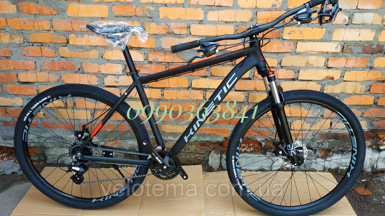 """Велосипед KINETIC CRYSTAL 29"""" 2021"""