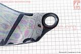 Стекло для шлема BLD-M61 тонированное, фото 2