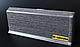 Плинтус пластиковый ИДЕАЛ Деконика 85мм 352 Каштан Серый, фото 4