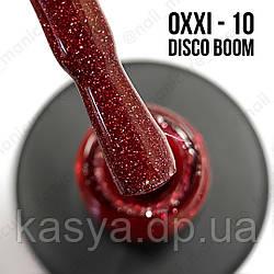 Гель-лак Disco Boom Oxxi 10, світловідбиваючий, 10мл