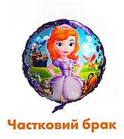 """Круг """"Софія Прекрасна"""" фіолетовий (частковий брак)"""