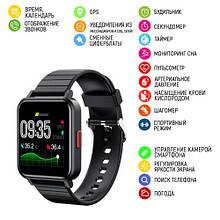 Смарт часы Modfit ZL12T All Black