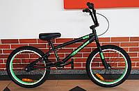 Трюковой велосипед BMX Maverick 20 FRS CR-MO CrossRide, фото 1