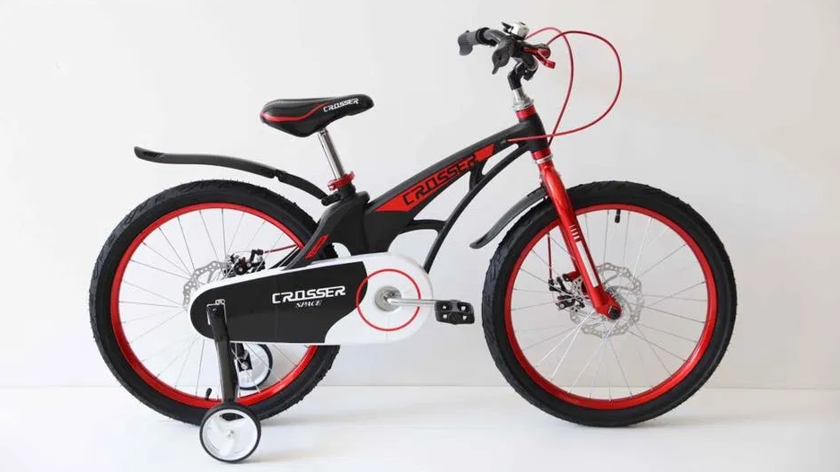 Двухколесный велосипед на 20 дюймов SPACE magnesium bike 2021