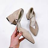 Туфлі ANDRO, фото 4