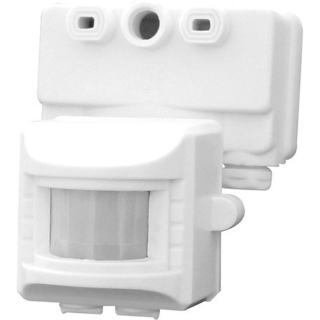 Датчик руху Feron LX02/SEN15 білий