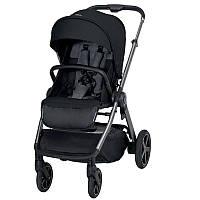 Детская прогулочная коляска Espiro Only New 10 Black Space (серая рама)