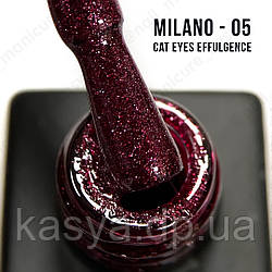 Гель Лак Effulgence Milano 8 Мл № 05
