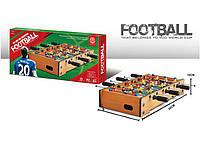 Настольный футбол на штангах деревянная 70*36,5 см детская настольная игра футбол Кикер