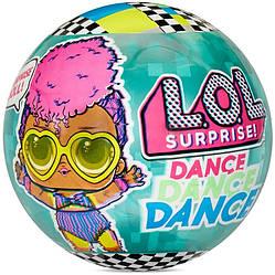 LOL Surprise Dance Лол Данс Игровой набор с куклой лол Танцовщицы