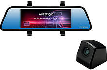 Видеорегистратор Prestigio RoadRunner 435DL (PCDVRR435DL)