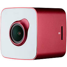 Відеореєстратор Prestigio RoadRunner Cube 530 Red-White (PCDVRR530WRW)