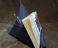 """Подушка - подставка под планшет """"Пирамида"""" с кармашками"""