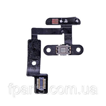 Шлейф iPad Mini 4 (A1538, A1550), кнопка включения, фото 2