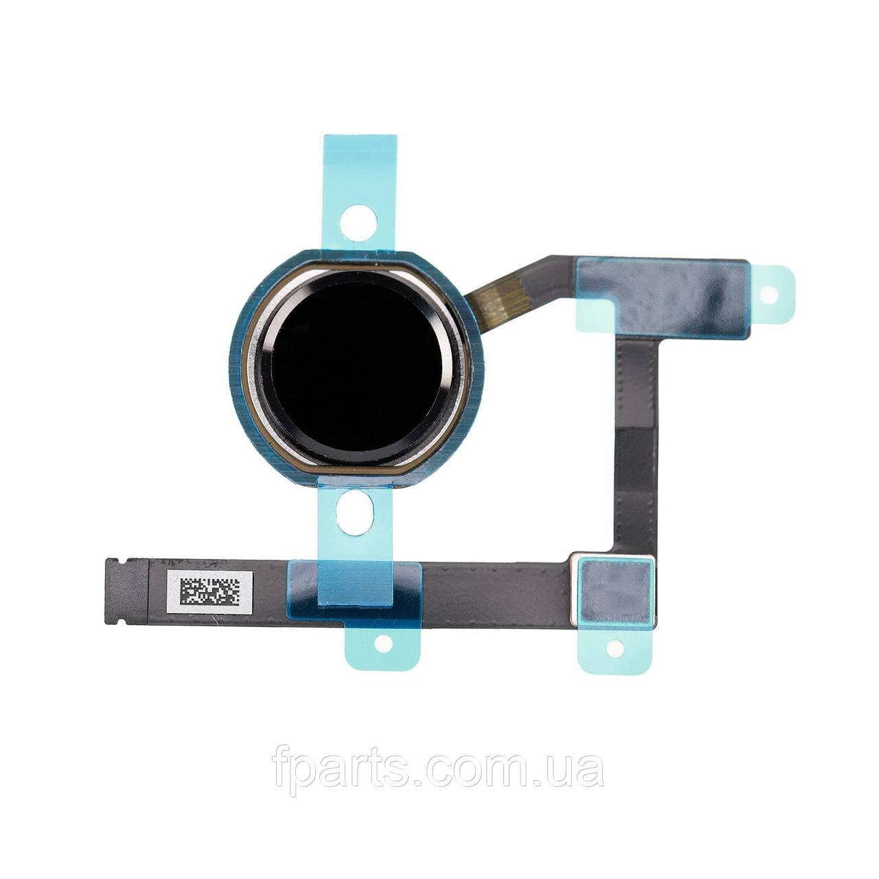 Шлейф iPad mini 5 (A2124, A2125, A2126, A2133) кнопка HOME, Black