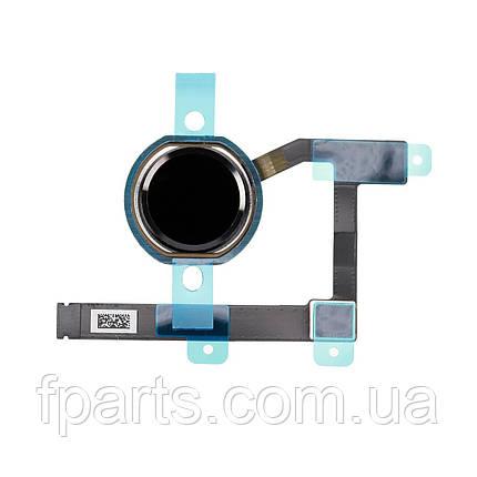 Шлейф iPad mini 5 (A2124, A2125, A2126, A2133) кнопка HOME, Black, фото 2