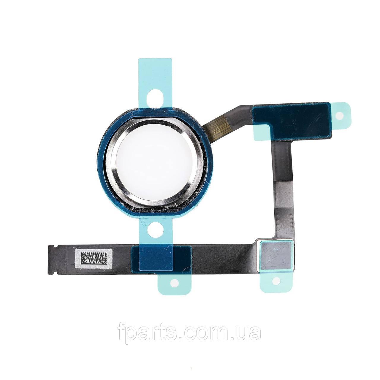Шлейф iPad mini 5 (A2124, A2125, A2126, A2133) кнопка HOME, White
