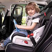 Детское автокресло Xiaomi 70mai Kids Child Safety Seat Черный (Midrive S01)