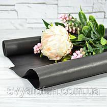 Бумага флористическая черная
