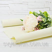 Папір флористична айворі