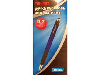 Ручка кулькова Aihaor 505 (12 шт)