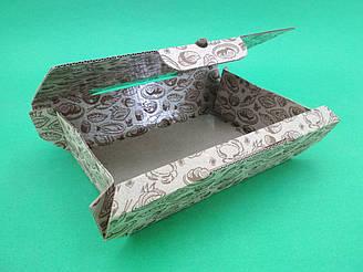 Коробка для суші (100 шт)