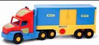 Super Truck фургон, шт
