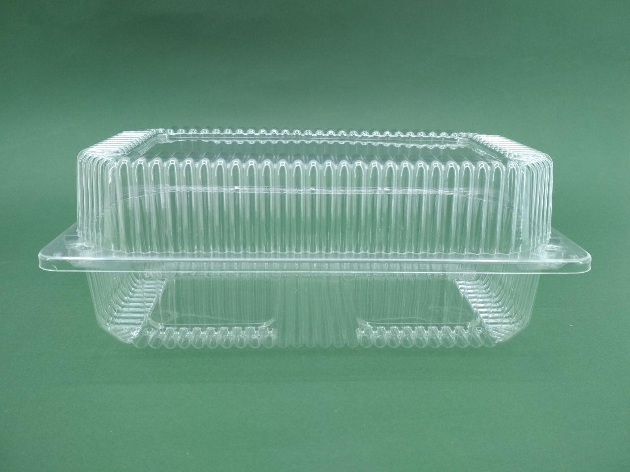 Контейнер пластиковый с откидной крышкой ПС-122  уп./50штук