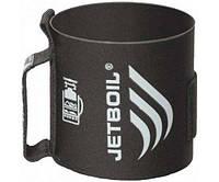 Неопреновый чехол для чашки Jetboil Cozy Zip  Неопреновый чехол для чашки Jetboil Cozy Zip Black (JB, фото 1
