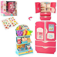 Холодильник 35882D продукти, 2режими гучн., муз.(англ.), світло, бат., кор., 36-33-13 см., шт