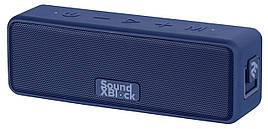 Портативная колонка беспроводная 2E SoundXBlock TWS Waterproof Синий (2E-BSSXBWBL)