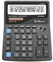 "Калькулятор ""Brilliant"" BS-8884BK, шт"
