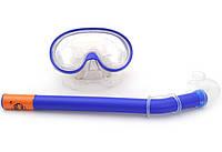 Маска з Трубкою для Підводного Плавання, фото 1