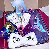 Подарочный набор для девочки Wow Boxes «Mermaid box №2»