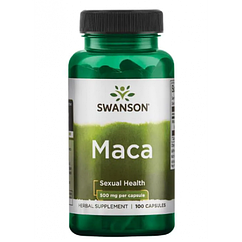Maca 500 mg - 100 Caps