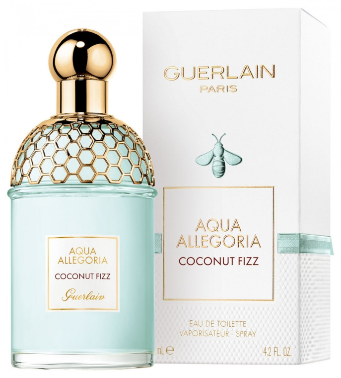 Жіноча туалетна вода Guerlain Aqua Allegoria Coconut Fizz 125 мл (tester)
