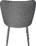 Стілець Colin сірий TAP.06 Signal (безкоштовна доставка), фото 4