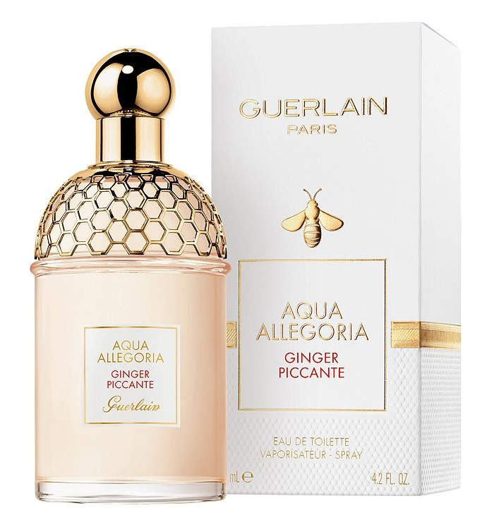 Женская туалетная вода Guerlain Aqua Allegoria Ginger Piccante 125мл (tester)