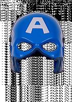 Шлем Капитана Америки для мальчика со световым эффектом