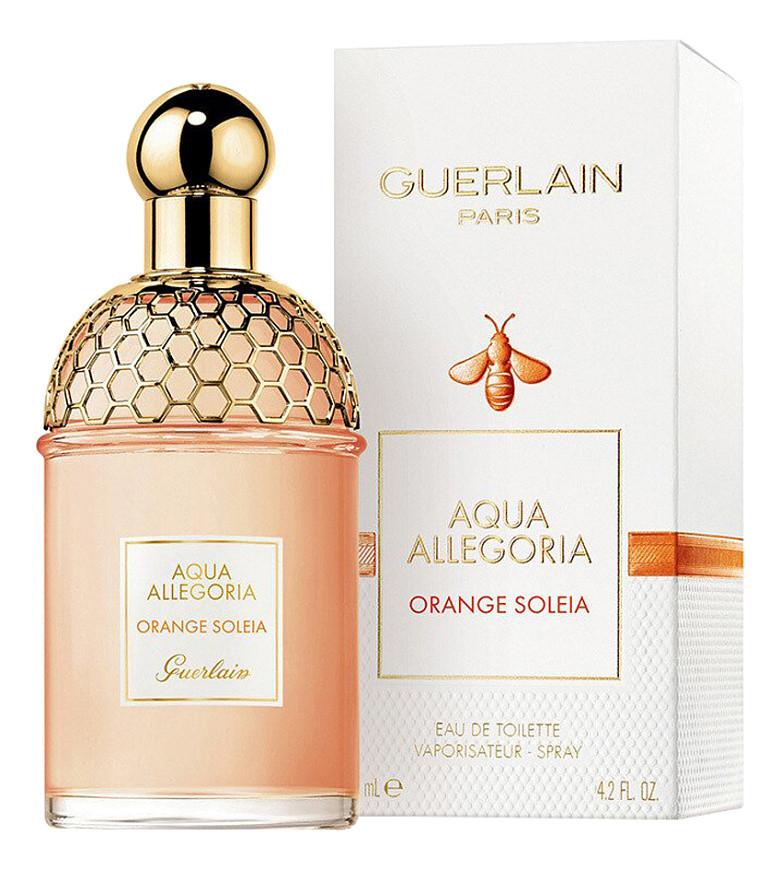 Жіноча туалетна вода, оригінал Guerlain Aqua Allegoria Orange Soleia 75мл