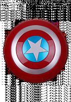 Детский щит Капитана Америки для мальчика со световым и звуковым эффектом
