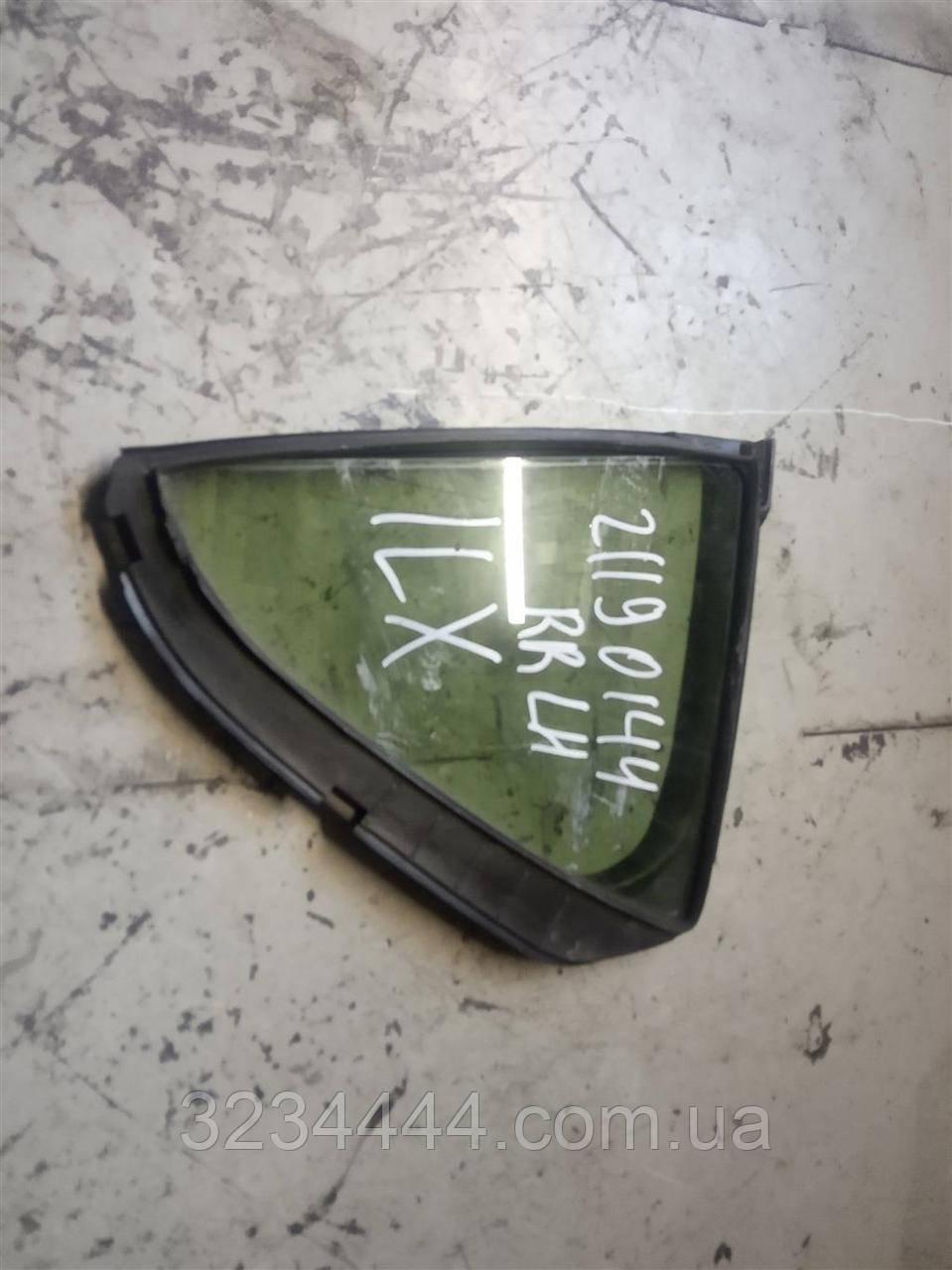 Стекло дверное глухое RL заднее левое ACURA  ILX 12-16