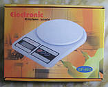 Весы кухонные электронные SF-400 (до 10 кг), фото 2