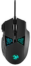 Мишка ігрова 2E Gaming MG320 RGB USB Чорний, фото 3