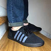 Мужские кросовки сетка адидас 40-46 размер
