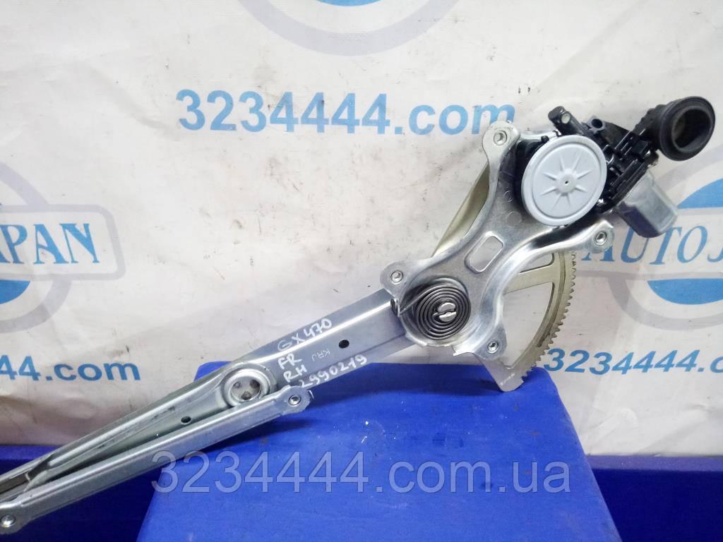 Склопідйомник FR передній правий LEXUS GX470 02-09