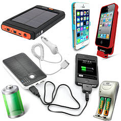 Зарядные устройства батарейки аккумуляторы
